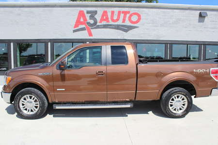 2011 Ford F-150 Extended Cab Lariat 4X4 for Sale  - 382  - A3 Auto
