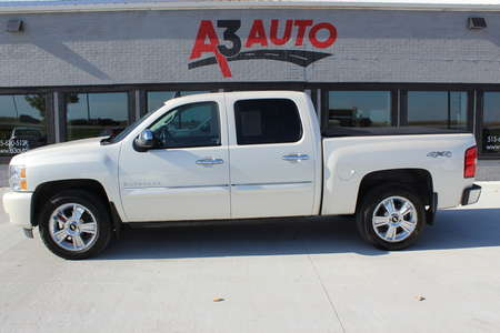 2013 Chevrolet Silverado 1500 LTZ Crew Cab for Sale  - 170  - A3 Auto