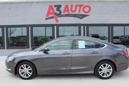 2015 Chrysler 200 Limited for Sale  - 290  - A3 Auto