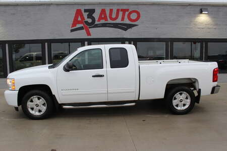 2010 Chevrolet Silverado 1500 LT Extended Cab 4X4 for Sale  - 463  - A3 Auto