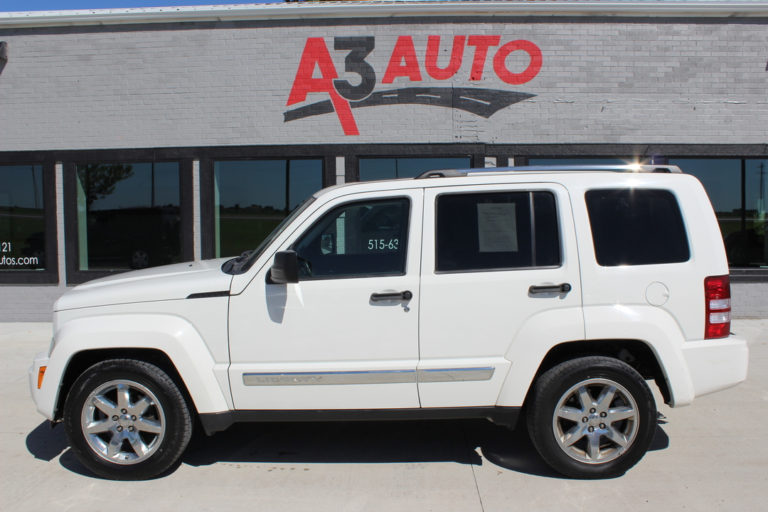 2010 Jeep Liberty Limited 4X4  - 340  - A3 Auto