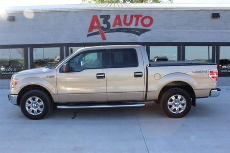 2012 Ford F-150 XLT Crew Cab 4X4 for Sale  - 311  - A3 Auto