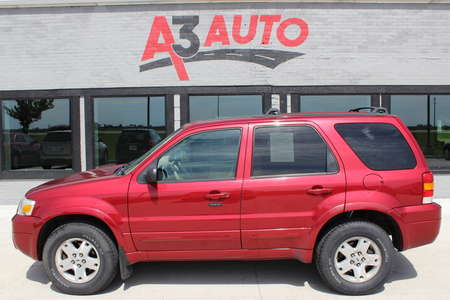 2006 Ford Escape Limited 4X4 for Sale  - 378  - A3 Auto