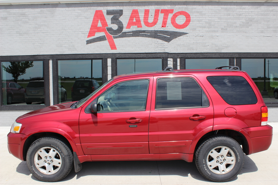 2006 Ford Escape Limited 4X4  - 378  - A3 Auto