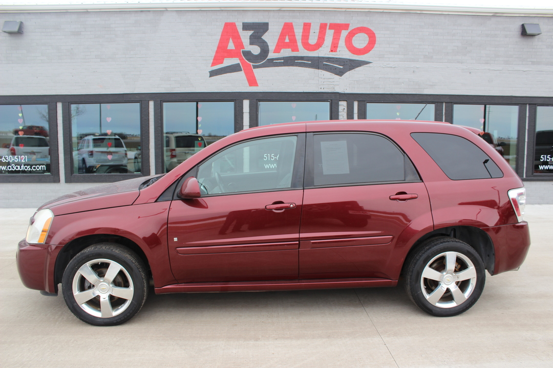 2008 Chevrolet Equinox Sport All Wheel Drive  - 204  - A3 Auto