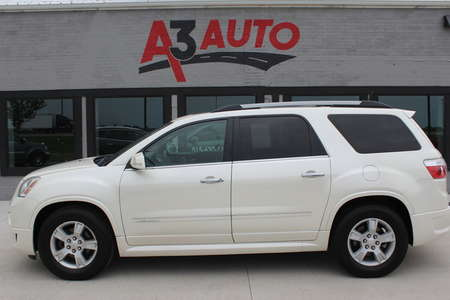 2012 GMC Acadia Denali All Wheel Drive for Sale  - 343  - A3 Auto