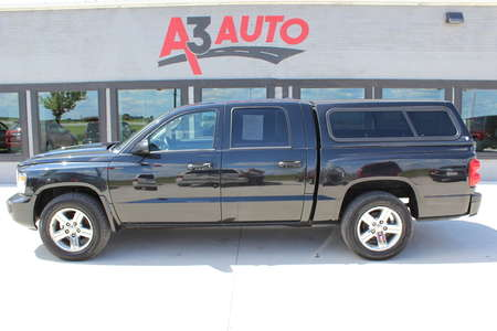 2008 Dodge Dakota SLT Crew Cab 4X4 for Sale  - 377  - A3 Auto