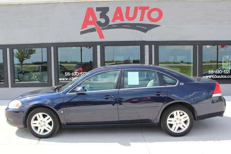2007 Chevrolet Impala LT3 for Sale  - 400  - A3 Auto