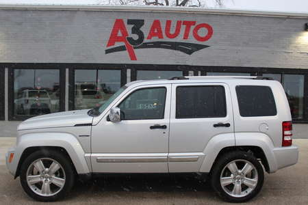 2011 Jeep Liberty Limited - Jet for Sale  - 232  - A3 Auto
