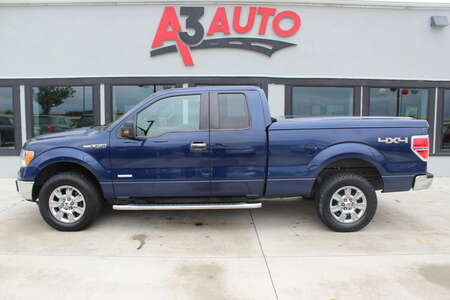 2011 Ford F-150 XLT Extended Cab 4X4 for Sale  - 695  - A3 Auto