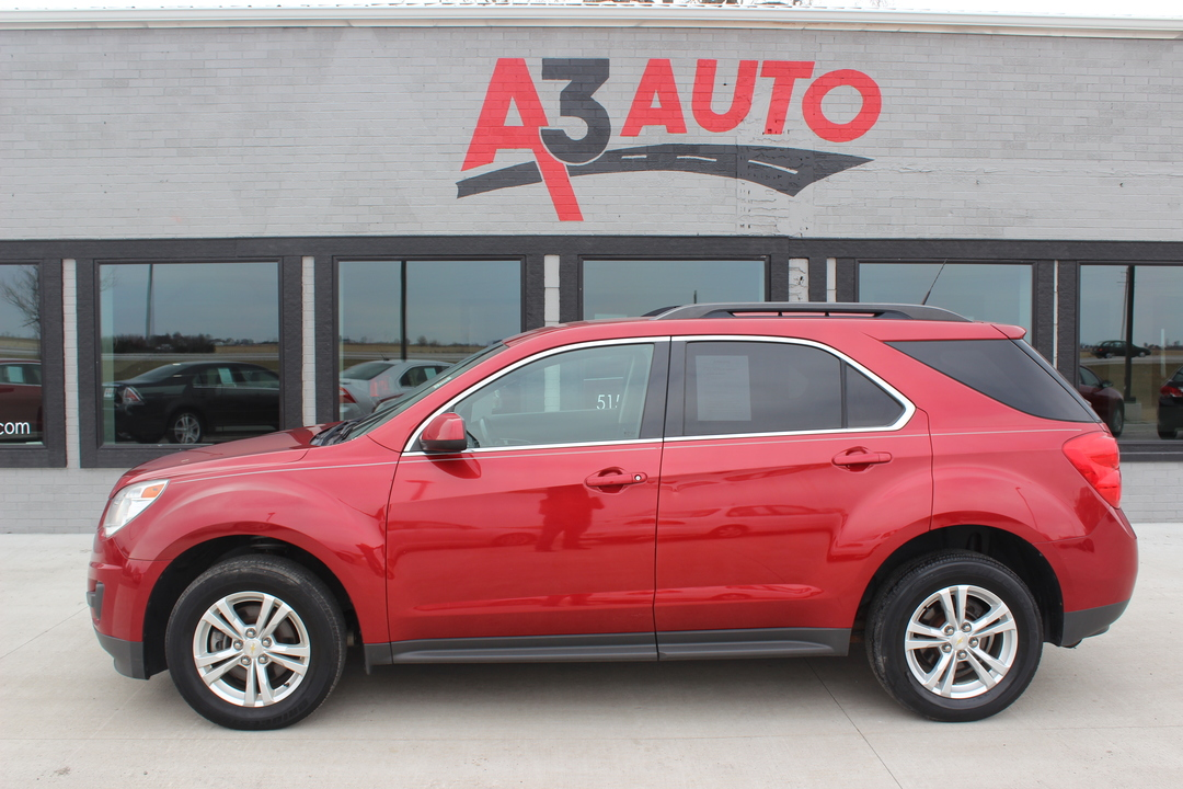 2013 Chevrolet Equinox LT All Wheel Drive  - 258  - A3 Auto