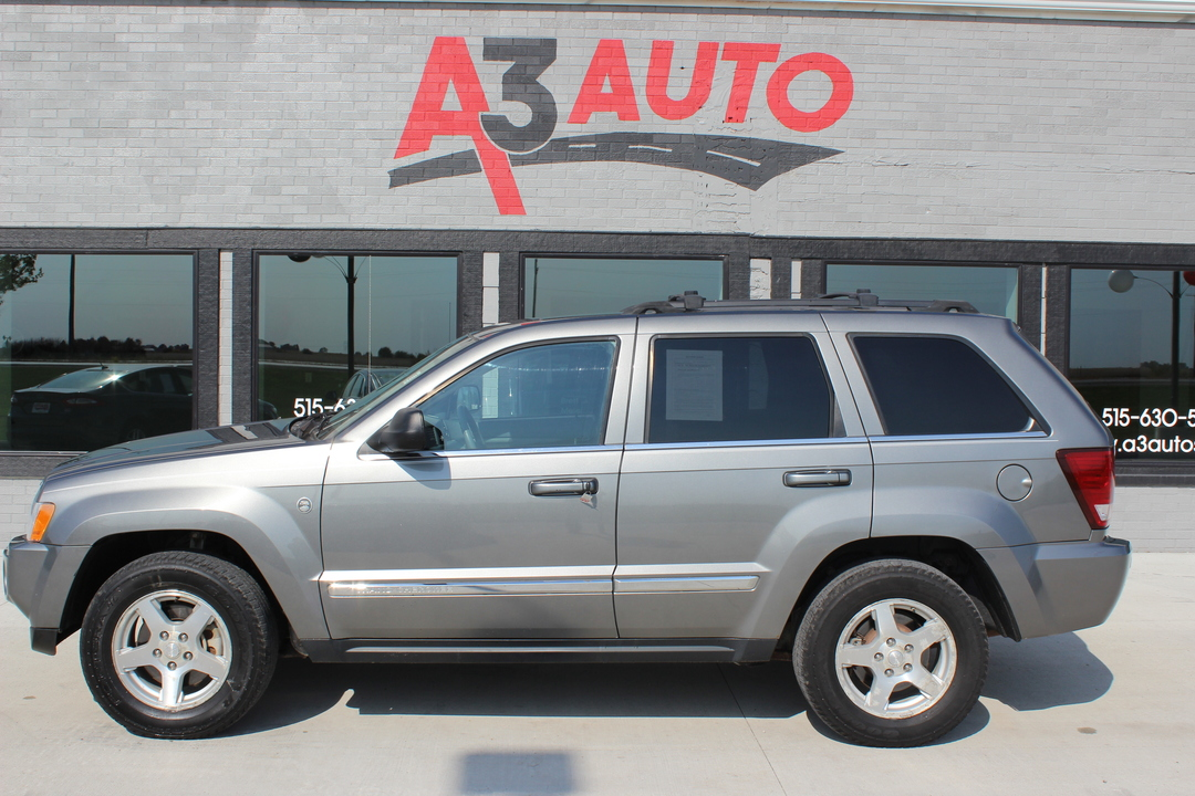 2007 Jeep Grand Cherokee Limited 4WD  - 446  - A3 Auto
