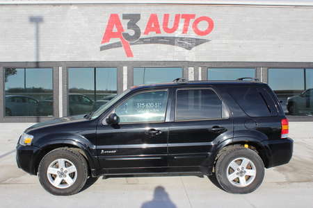 2006 Ford Escape Hybrid 4X4 for Sale  - 142A  - A3 Auto