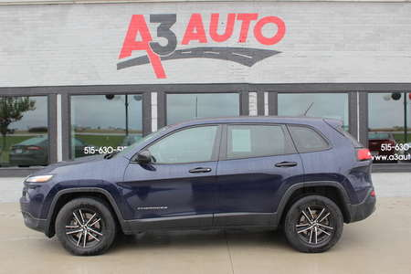 2014 Jeep Cherokee Sport 4WD for Sale  - 450  - A3 Auto