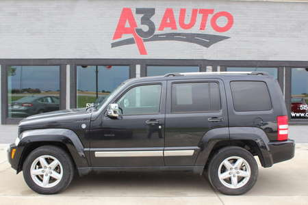 2012 Jeep Liberty Limited 4WD for Sale  - 447  - A3 Auto