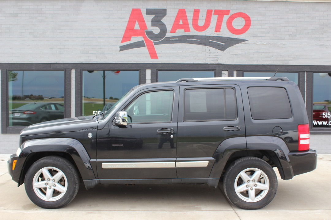 2012 Jeep Liberty Limited 4WD  - 447  - A3 Auto