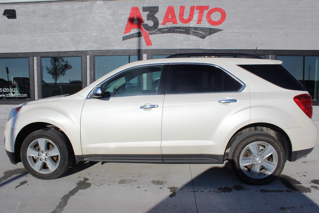 2015 Chevrolet Equinox 2LT  - 136  - A3 Auto