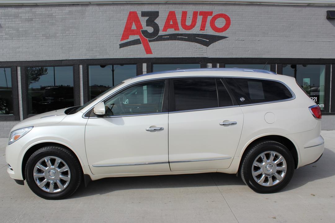 2013 Buick Enclave CXL All Wheel Drive  - 466  - A3 Auto