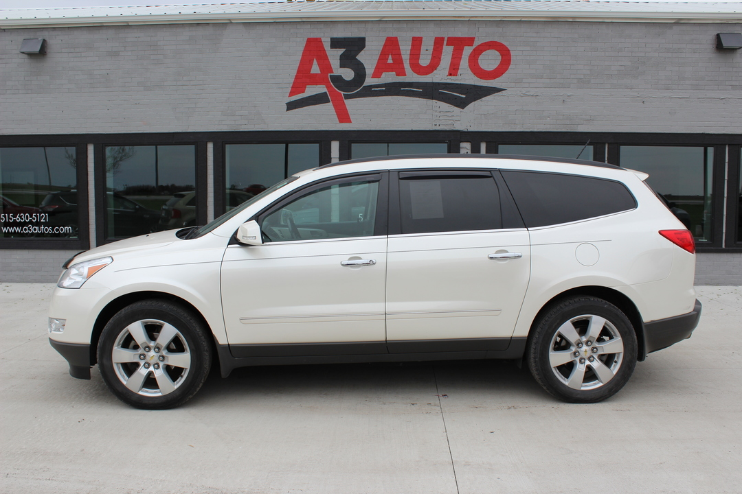 2012 Chevrolet Traverse LTZ All Wheel Drive  - 304  - A3 Auto