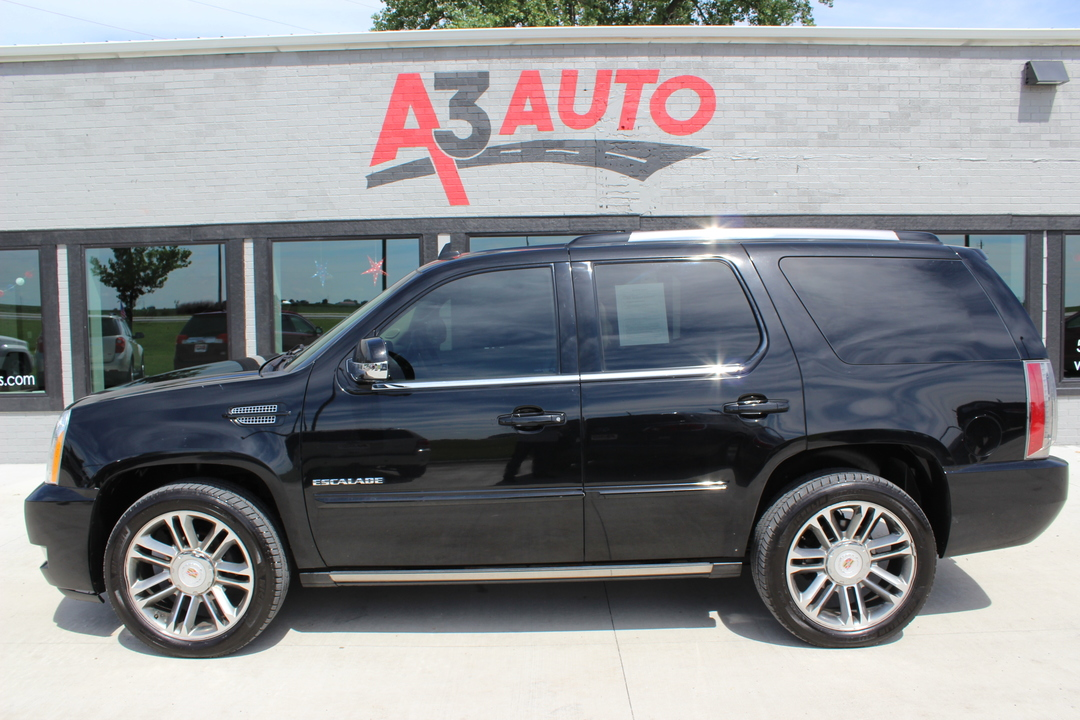 2012 Cadillac Escalade Premium All Wheel Drive  - 359  - A3 Auto