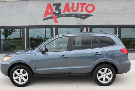 2009 Hyundai Santa Fe Limited All Wheel Drive for Sale  - 358  - A3 Auto