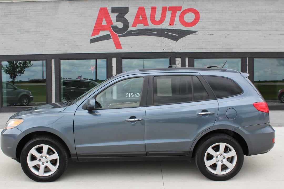 2009 Hyundai Santa Fe Limited All Wheel Drive  - 358  - A3 Auto
