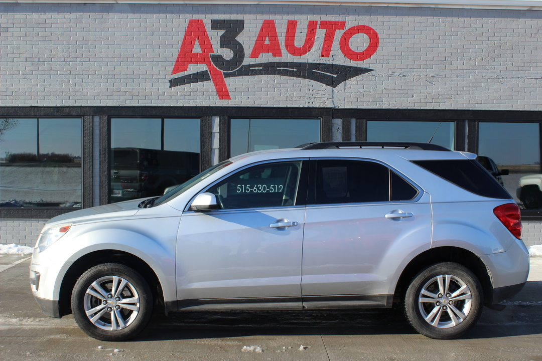 2013 Chevrolet Equinox LT All Wheel Drive  - 196  - A3 Auto
