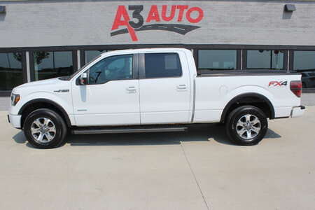 2012 Ford F-150 FX4 4WD for Sale  - 652  - A3 Auto
