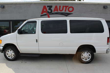 2006 Ford E-350 XLT Passenger Van for Sale  - 393  - A3 Auto