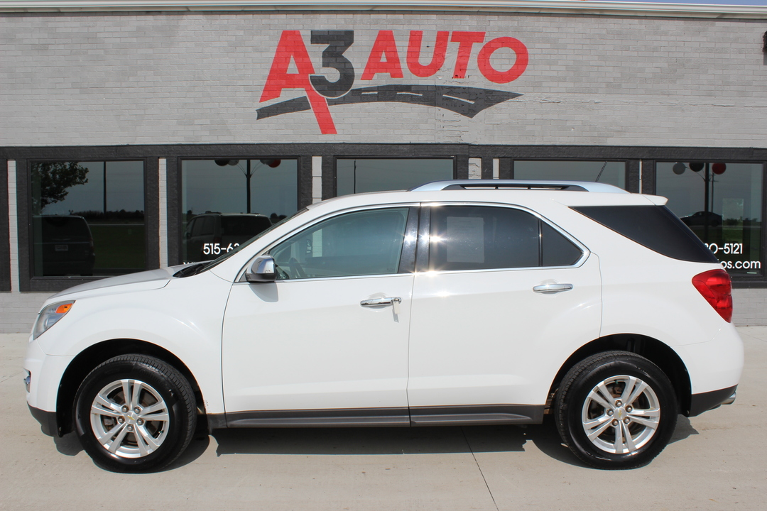2012 Chevrolet Equinox LTZ All Wheel Drive  - 425  - A3 Auto