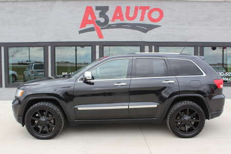 2013 Jeep Grand Cherokee Overland 4X4 for Sale  - 583  - A3 Auto