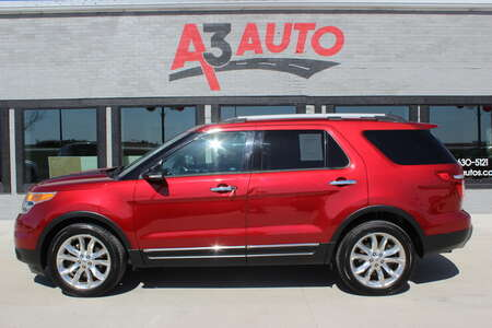 2013 Ford Explorer XLT 4WD for Sale  - 586  - A3 Auto