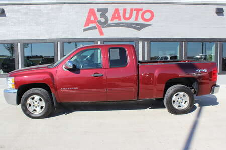 2013 Chevrolet Silverado 1500 LT Extended Cab 4X4 for Sale  - 471  - A3 Auto
