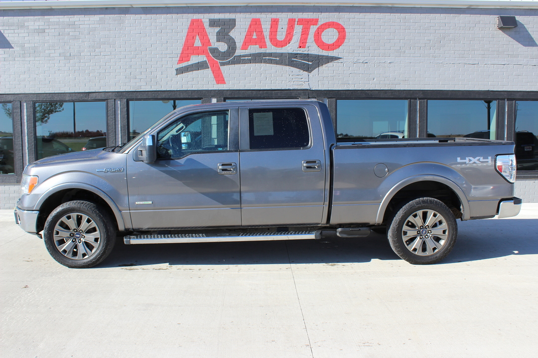 2011 Ford F-150 Lariat Off Road 4X4  - 468  - A3 Auto