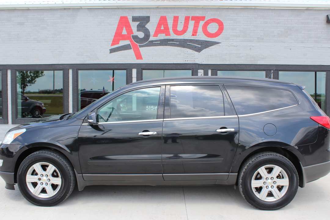 2011 Chevrolet Traverse LT All Wheel Drive  - 356  - A3 Auto