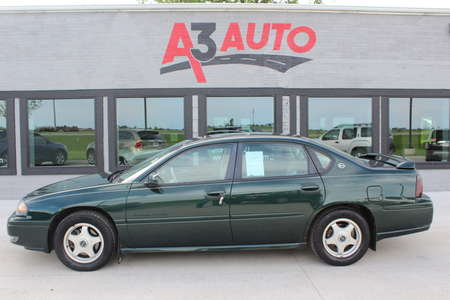 2002 Chevrolet Impala LS for Sale  - 323  - A3 Auto