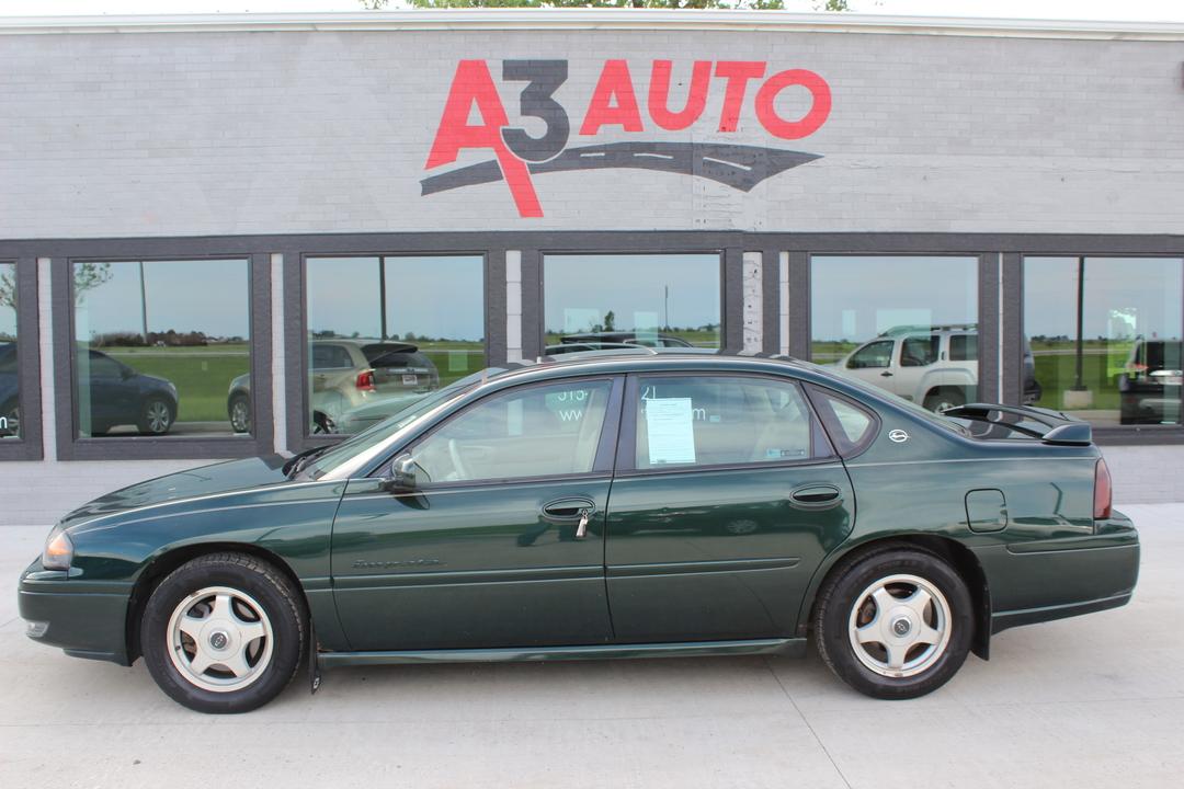 2002 Chevrolet Impala LS  - 323  - A3 Auto