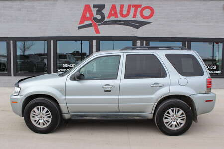 2005 Mercury Mariner Premier 4 Wheel Drive for Sale  - 546  - A3 Auto