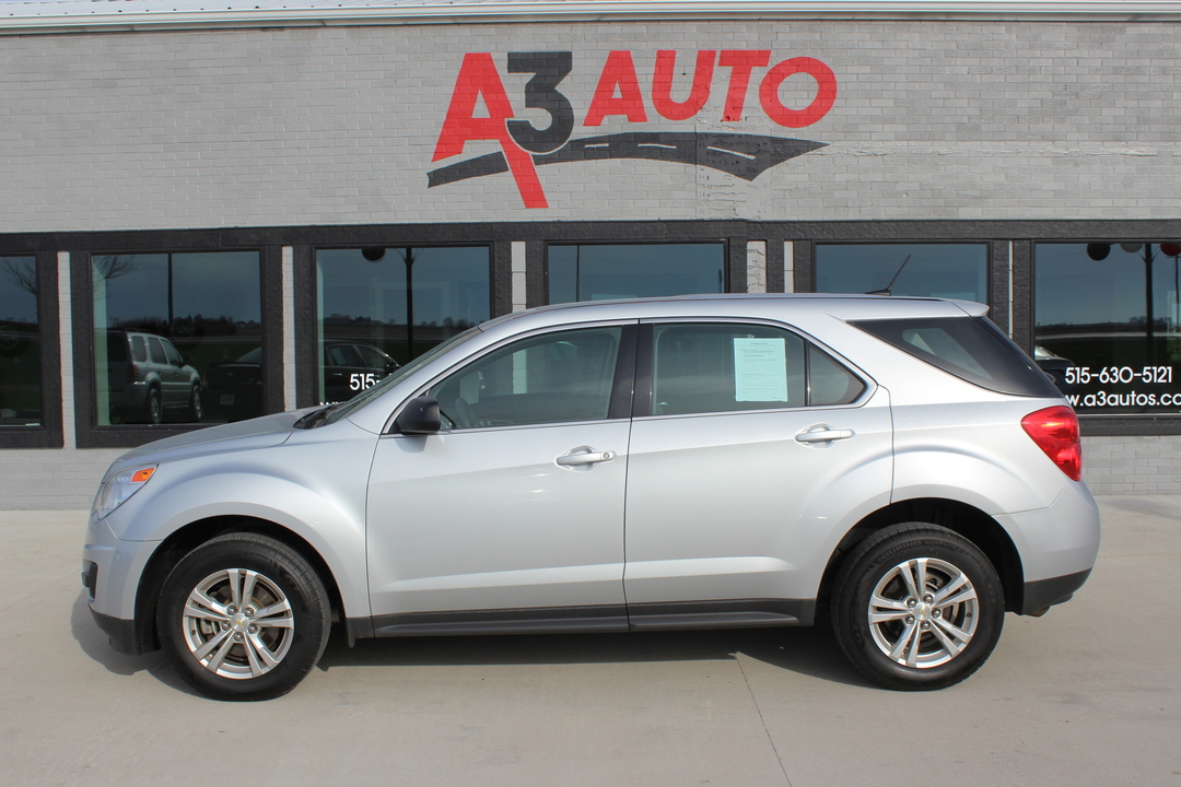 2014 Chevrolet Equinox LS All Wheel Drive  - 568  - A3 Auto