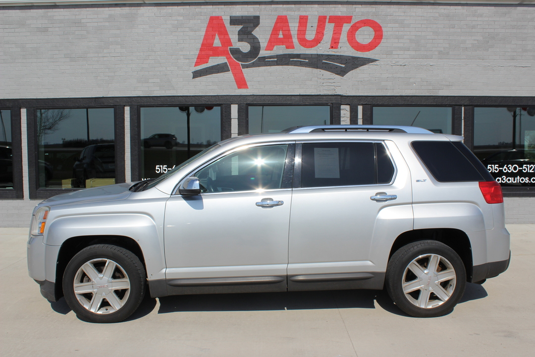 2011 GMC TERRAIN SLT-2 All Wheel Drive  - 571  - A3 Auto