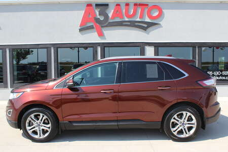 2015 Ford Edge Titanium All Wheel Drive for Sale  - 696  - A3 Auto