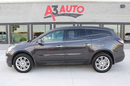 2015 Chevrolet Traverse 1LT All Wheel Drive for Sale  - 157  - A3 Auto