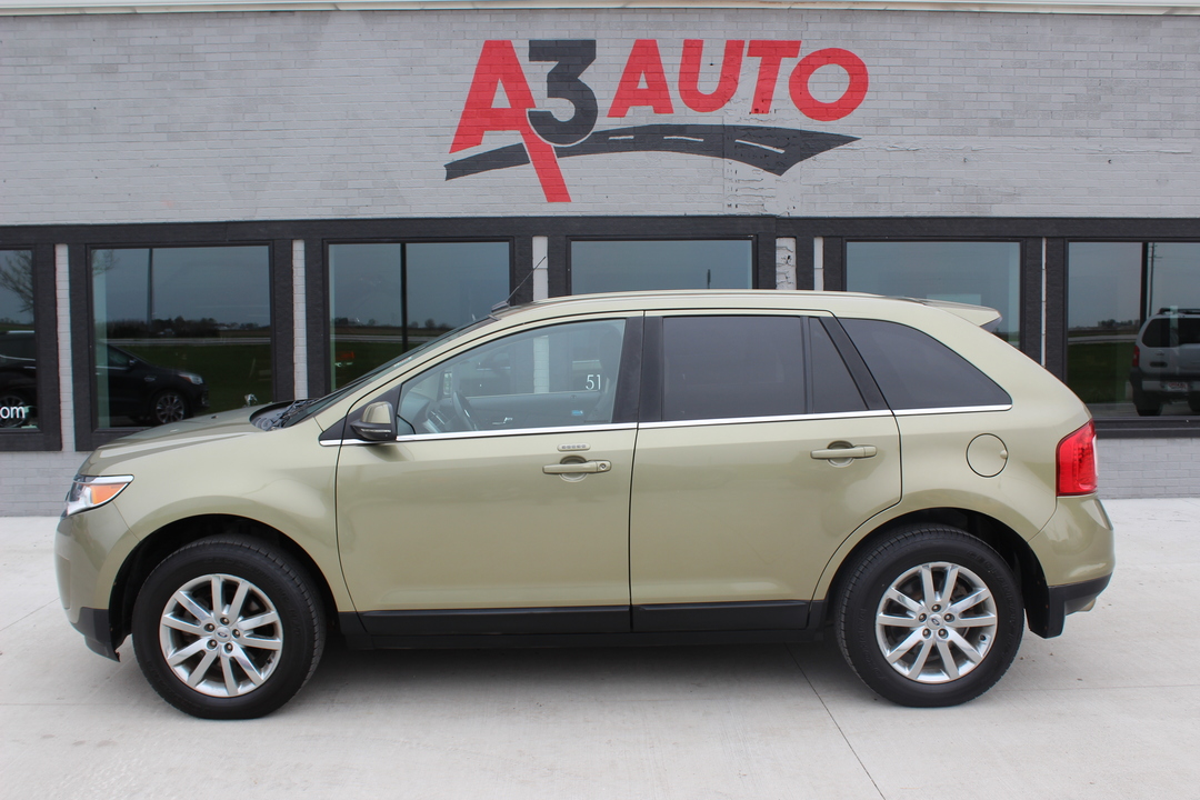 2012 Ford Edge Limited All Wheel Drive  - 291  - A3 Auto