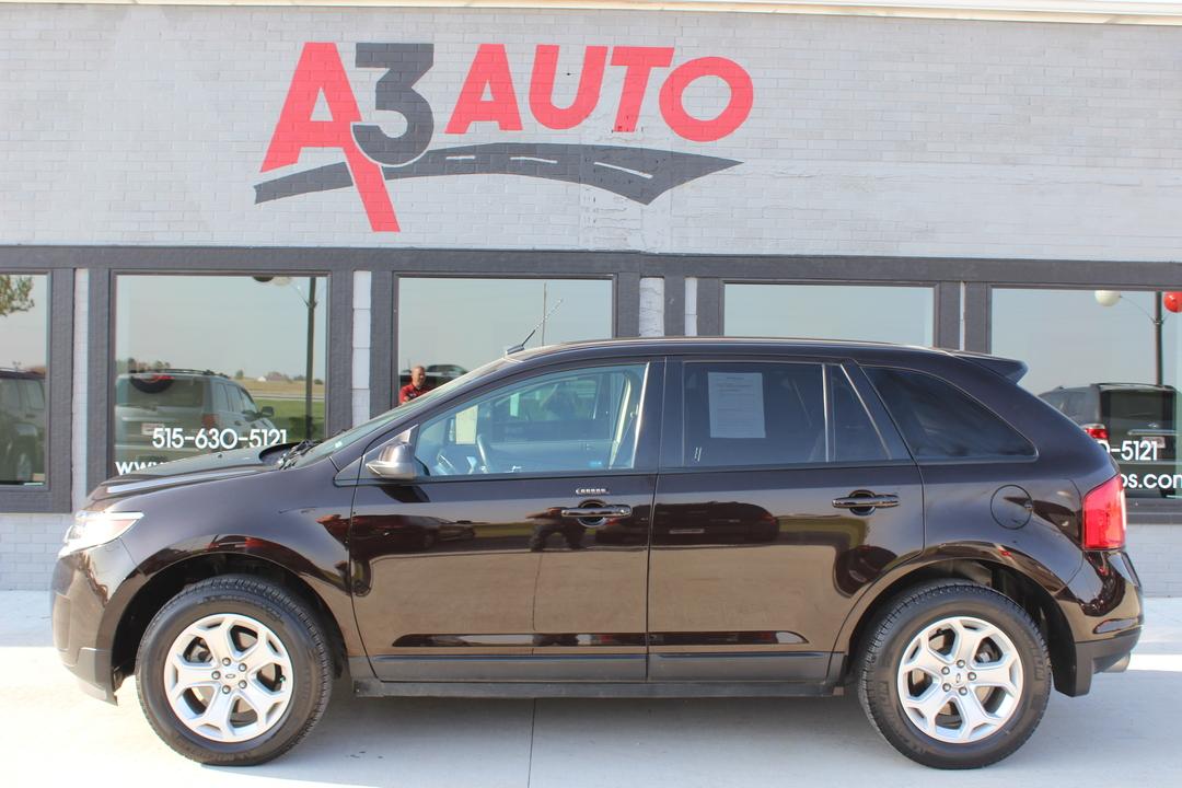 2013 Ford Edge SEL AWD  - 445A  - A3 Auto