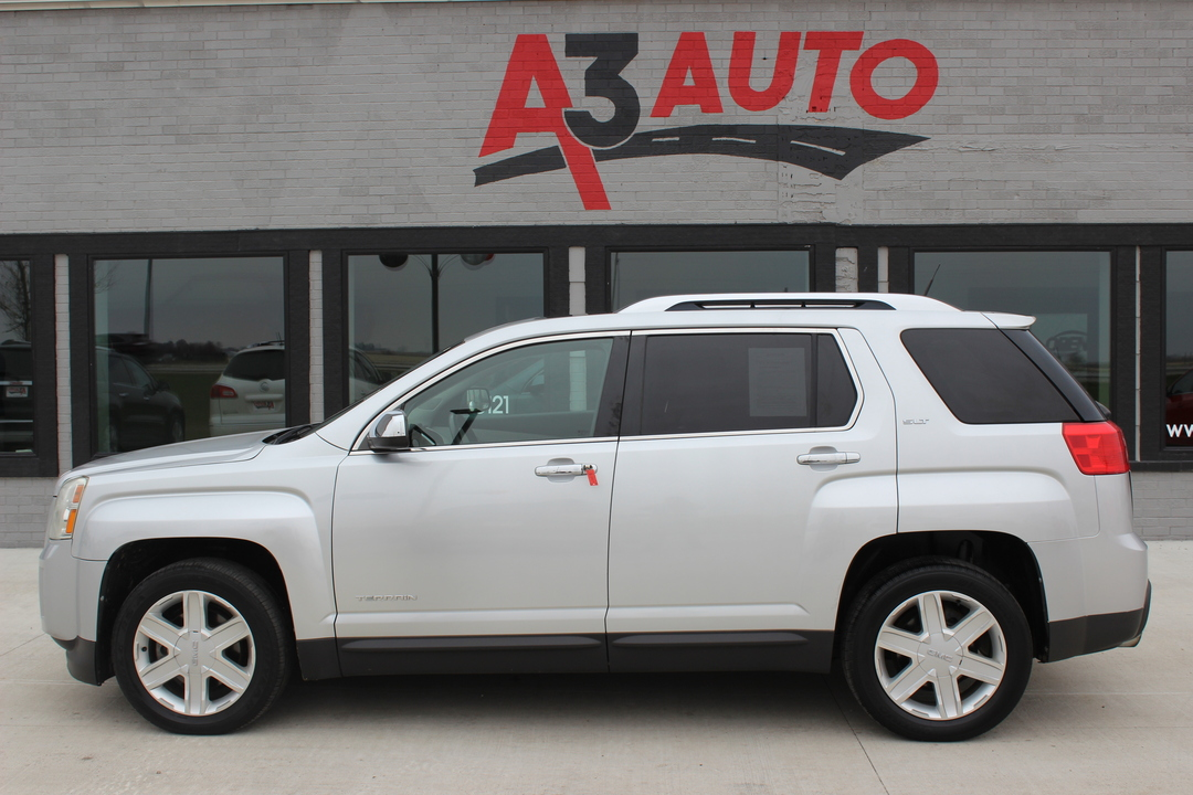 2011 GMC TERRAIN SLT-2 All Wheel Drive  - 484  - A3 Auto