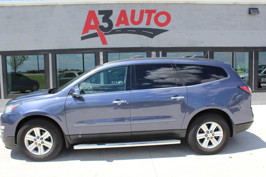 2014 Chevrolet Traverse 2LT Front Wheel Drive  - 322  - A3 Auto