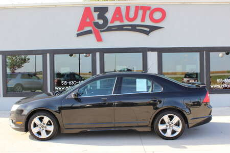 2012 Ford Fusion Sport All-Wheel Drive for Sale  - 711  - A3 Auto