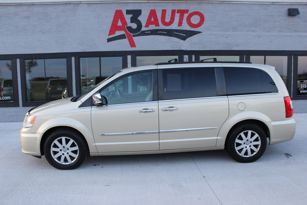 2011 Chrysler Town & Country TOURING LIMITED  - 164  - A3 Auto