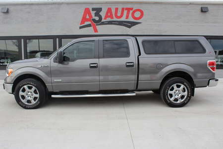 2012 Ford F-150 XLT Crew Cab 4x4 for Sale  - 207  - A3 Auto