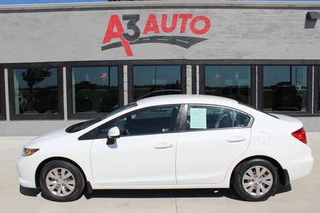 2012 Honda Civic LX Automatic for Sale  - 384  - A3 Auto